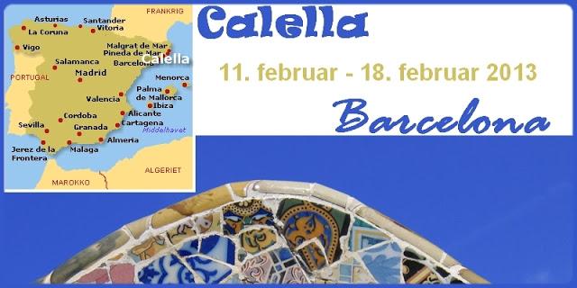 Dalby Mikkelsen Catalonien 9 Barcelona Sidste Besog