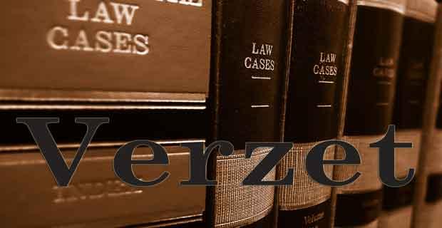 Upaya Hukum Verzet dalam Perkara Perdata