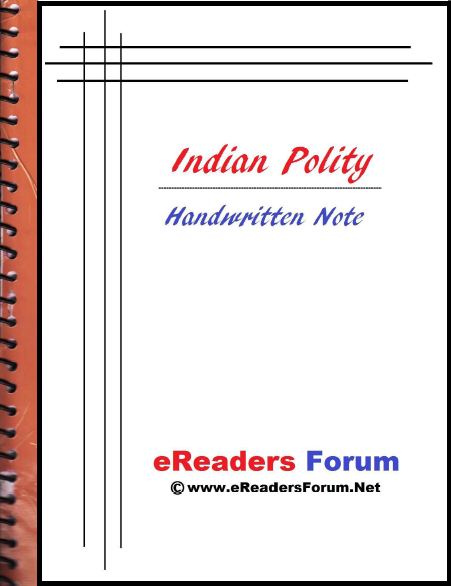 PDF] Indian Polity Handwritten Notes for Competitive Exams