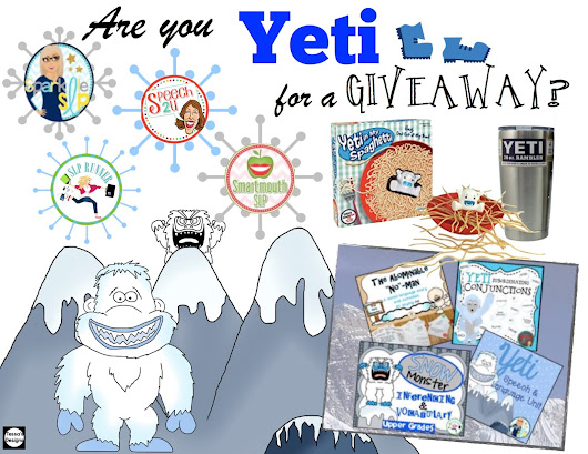 Are you YETI for a Giveaway!