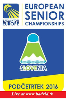 European Senior Championships 2016 live streaming