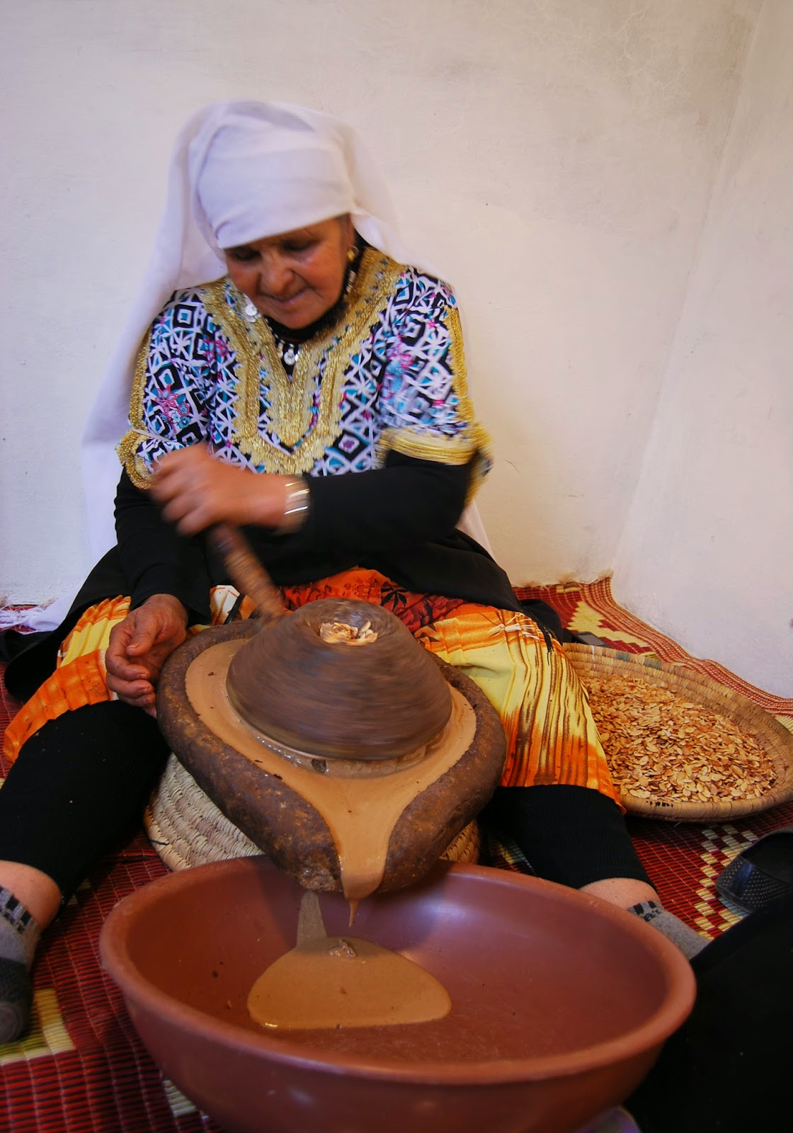 Do you know where does Argan Oil come from? So interesting!