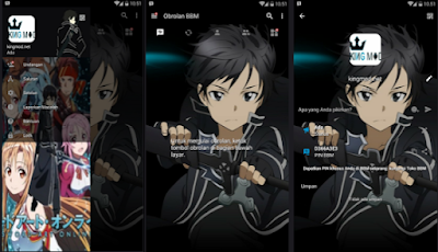 bbm mod anime full dp 12