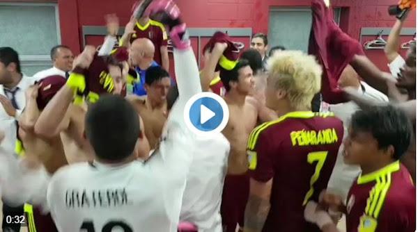 Aquí los goles que le dieron el triunfo a la Selección de Venezuela