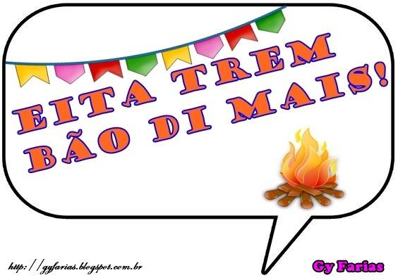 Gy Farias Plaquinhas Divertidas Para Festa Junina