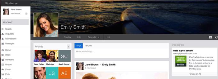 أنشئ موقعك الإجتماعي الآن  : أفضل 4 مواقع لإنشاء شبكات إجتماعية شبيهة بفيسبوك