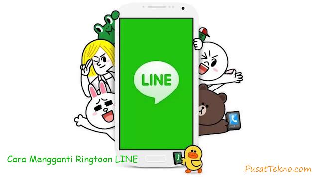Cara Paling Mudah dan Cepat Mengganti Nada Dering LINE di Smartphone Anda