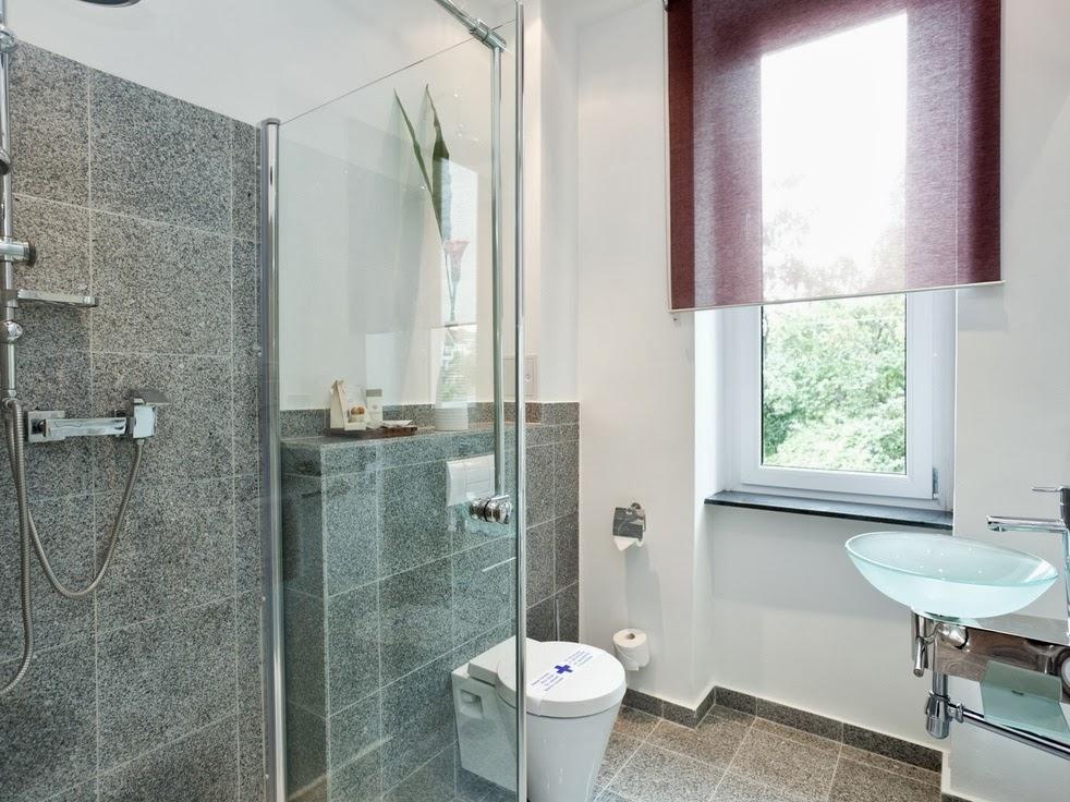 Fotos con ideas de ba os peque os colores en casa - Fotos de banos pequenos ...