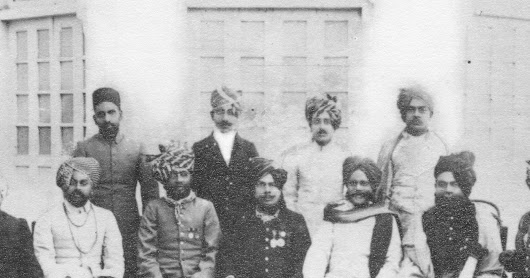 Safed Baradari, Kaiserbagh, Lucknow All India Music Conference 1925