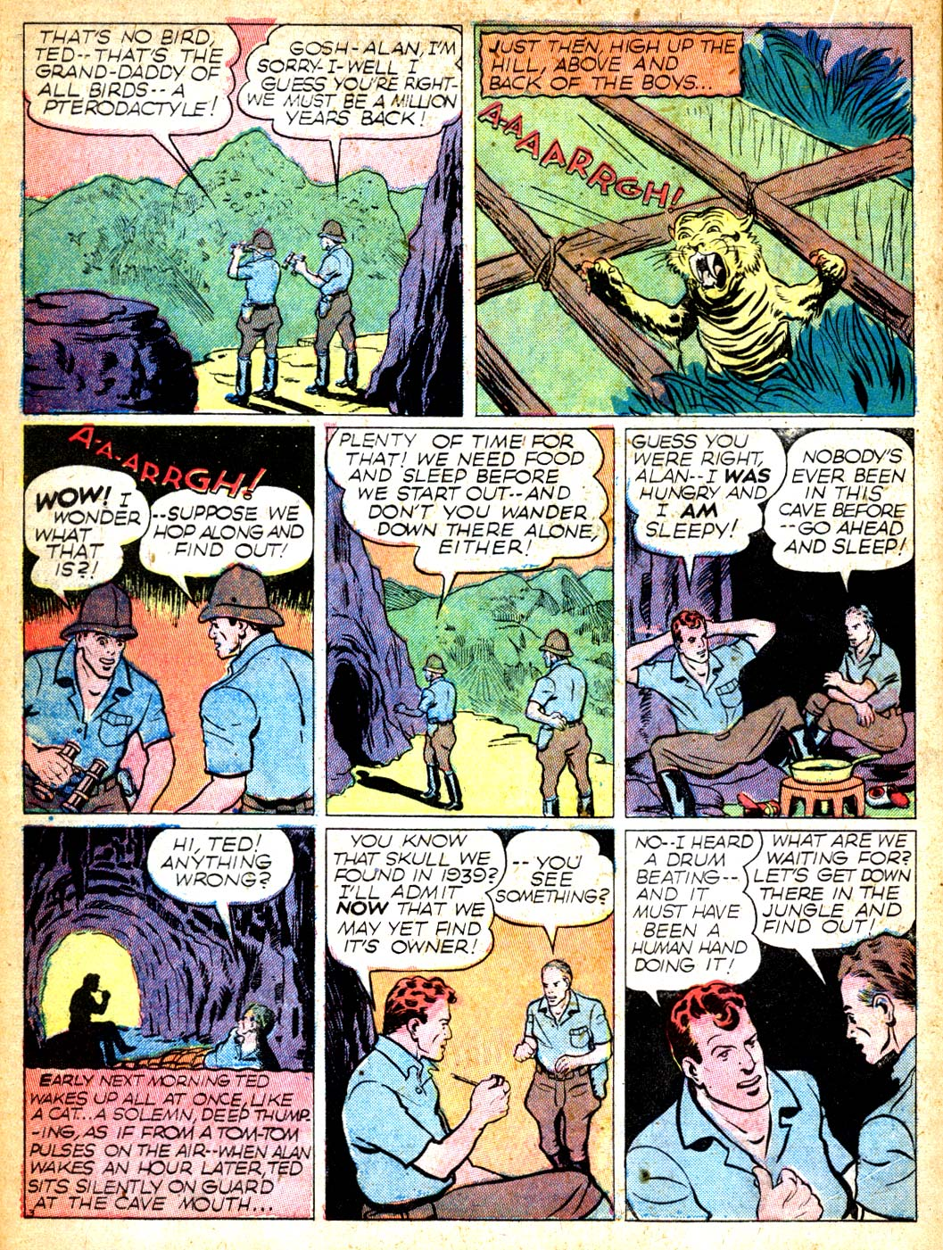 Read online All-American Comics (1939) comic -  Issue #9 - 34