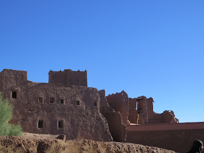 Ksour aledaño a la kasbah Taourit (Ouarzazate)
