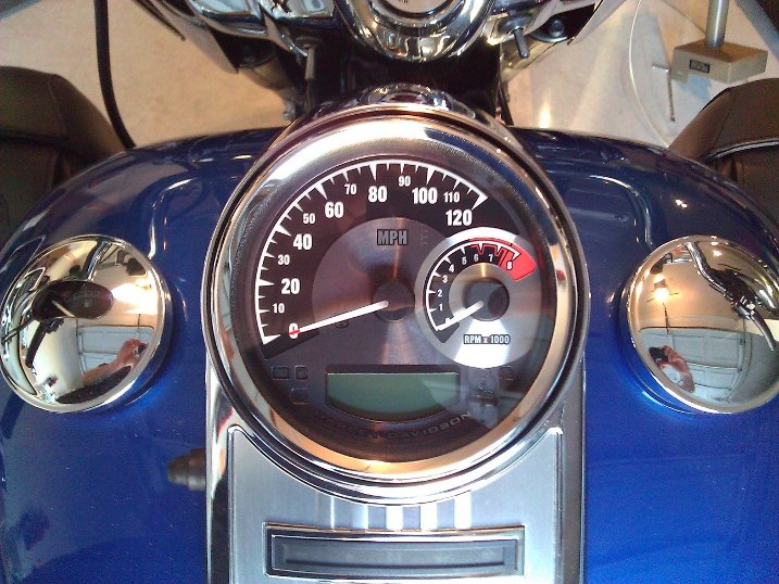 Ed's Stray Thoughts: Review of Harley Davidson Combination ... on