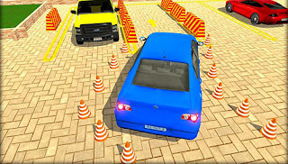 simulator car parking games