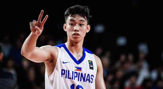 Leading scorers Batang Gilas vs Lebanon FIBA U18 Asian Championship 2018