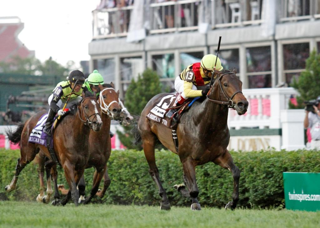 SILVER MAX SCRATCHED OUT OF AMERICAN DERBY   Virginia