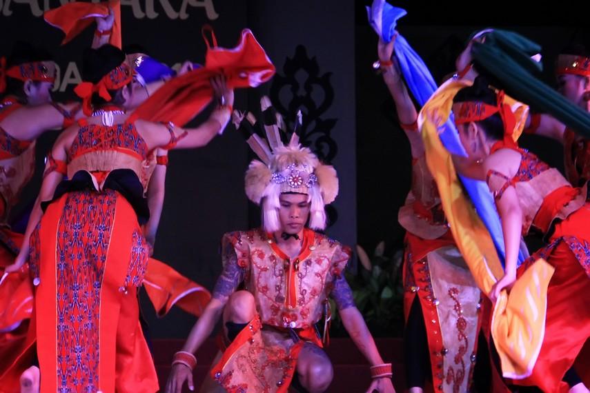 Tari Bopureh, Tarian Tradisional Dari Kalimantan Barat