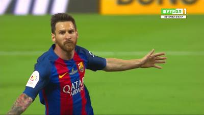 Final Copa Del Rey : Barcelona 3 vs 1 Alaves 27-05-2017