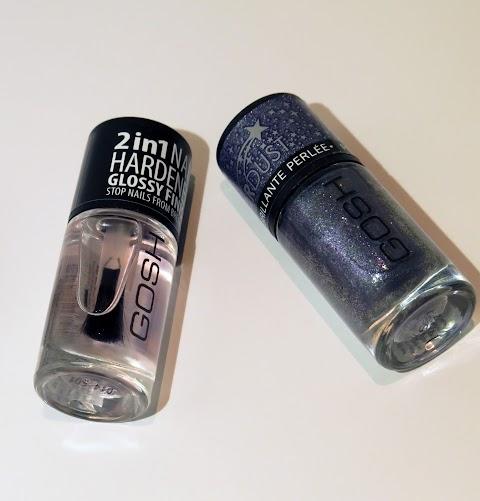 GOSH 2in 1 nail hardener