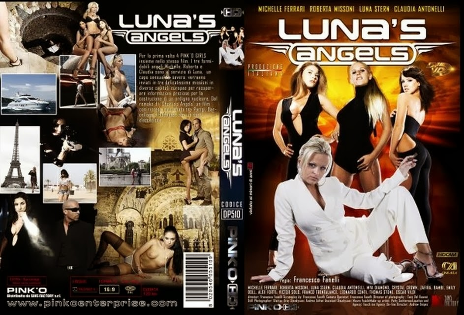[18+] Luna's Angels XXX 490MB