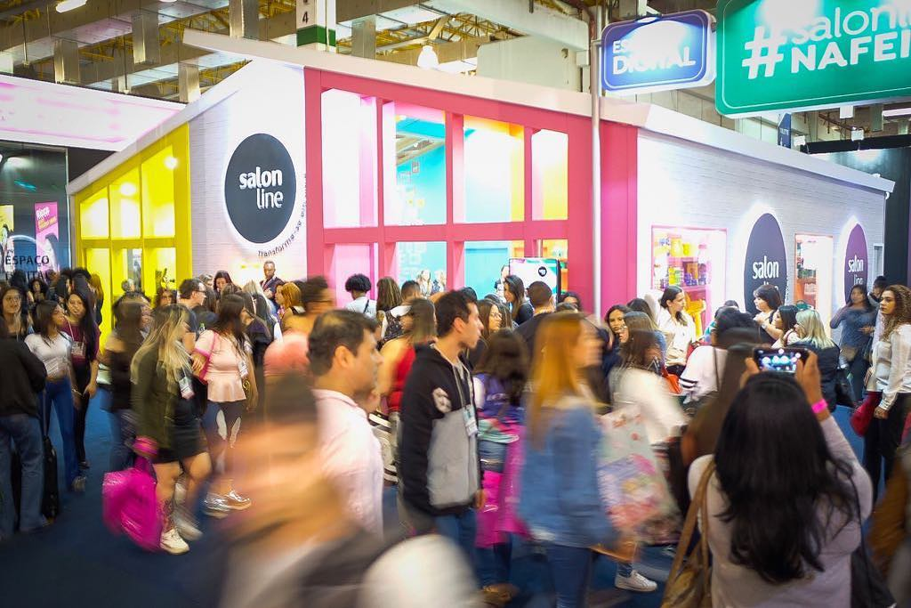 Novidades da Salon Line na Beauty Fair 2018
