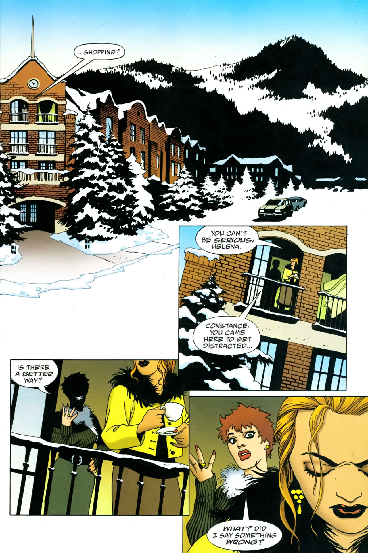 Read online 100 Bullets comic -  Issue #86 - 2