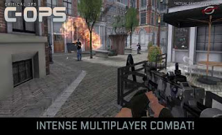 Download Critical Ops 0.9.1.f191 Mod Apk (Minimap)