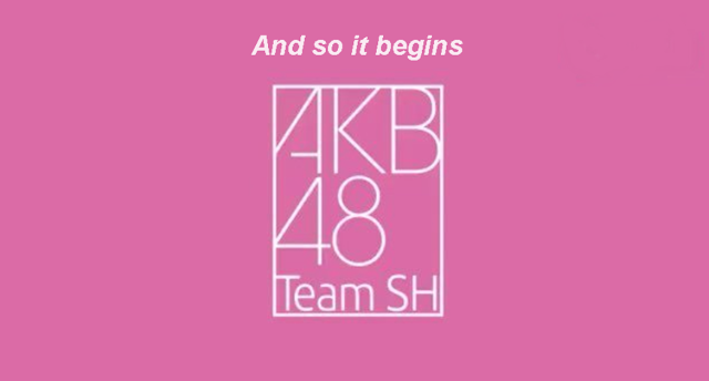 AKB48 Team SH Shanghai Members