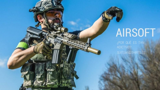 airsoft, lifestyle, deporte, aire libre, bbs, replicas, replicas airsoft, weekend, Magazine,