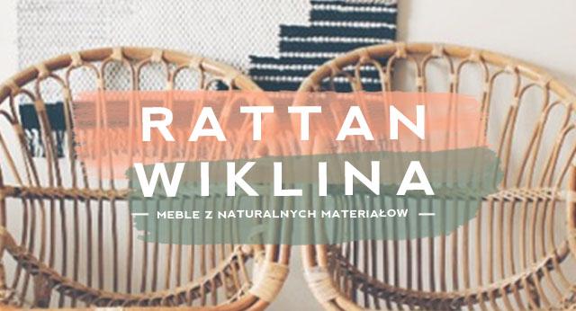 Rattanowe Love - meble i dodatki z rattanu i wikliny