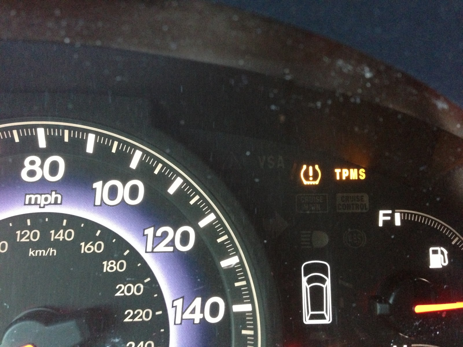 2012 Honda Civic Tire Pressure >> Honda of Orem Blog: TPMS is Totally Different From PMS