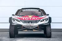 Peugeot 3008DKR Maxi 2018 Front