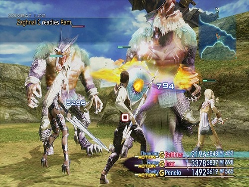 Final Fantasy XII The Zodiac Age Game Free Download