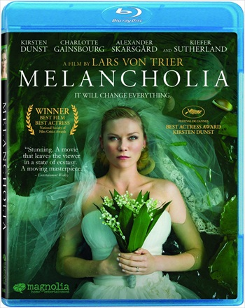 Melancholia 2011 English 720p BRRip 1.2GB ESubs