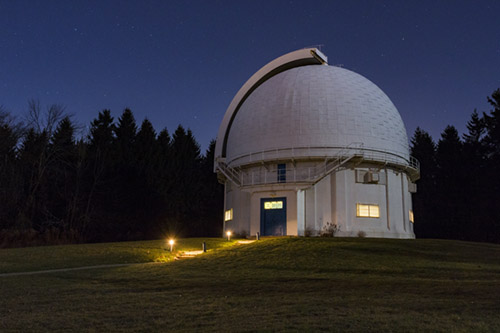 David Dunlap Observatory in Richmond Hill