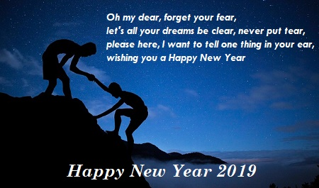 Top 50 Happy New Year 2019 Quotes For Best Friends Happy New Year