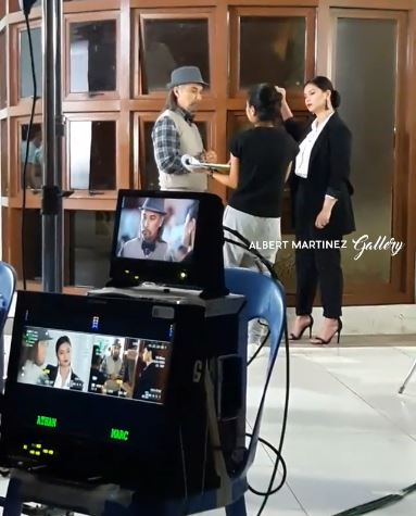 WATCH: Behind the Scene Footage of Jacintha Magsaysay and Prof T's Encounter in La Luna Sangre!