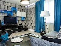 Wände Farblich Gestalten Wohnzimmer