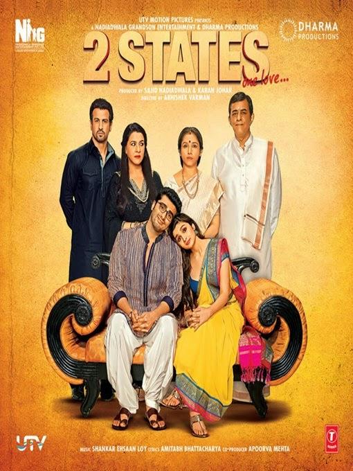 Hindi movie 2 states full movie part 1 - Vieshow cinema ximen