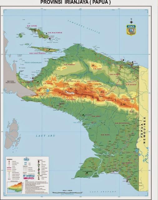 Daftar Wisata Di Papua