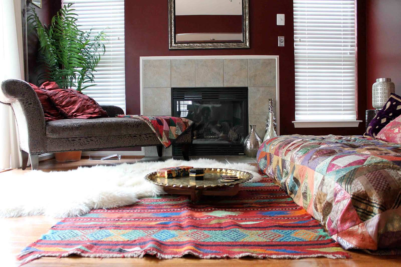 Middle Eastern And South Asian Modern Home Decor