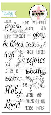 http://www.sweetnsassystamps.com/creative-worship-he-is-worthy-clear-stamp-set/