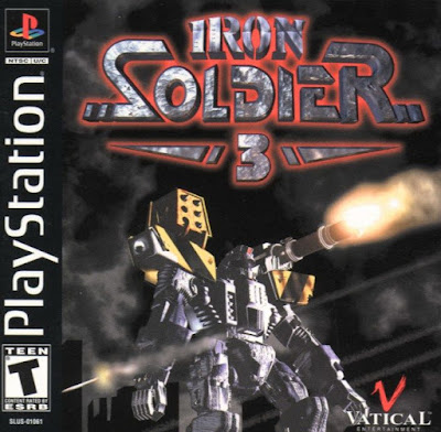 descargar iron soldier 3 psx mega