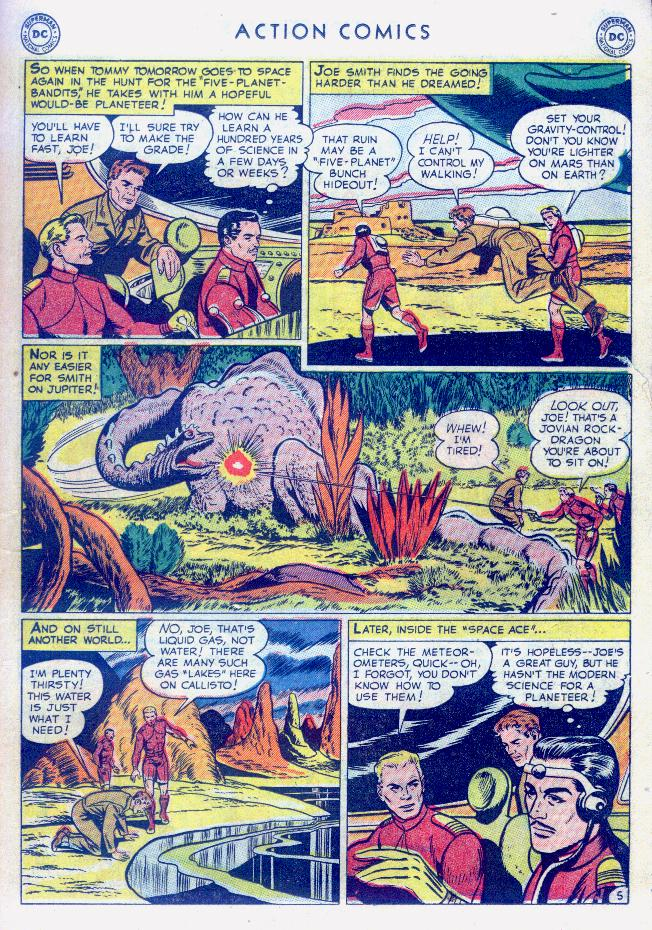 Read online Action Comics (1938) comic -  Issue #159 - 29