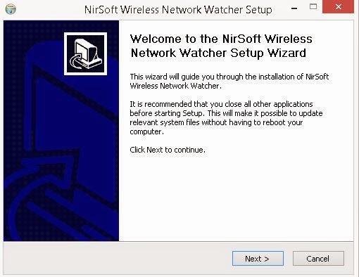 Wireless Network Watcher δειτε ποιος σας κλεβει ιντερνετ