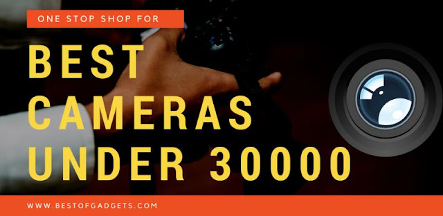 5 best Cameras ranging between 20,000 Rs. to 25,000 Rs. in India
