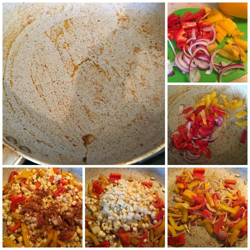 La fabrique gourmande riz tex mex au poulet for Assaisonnement tacos maison
