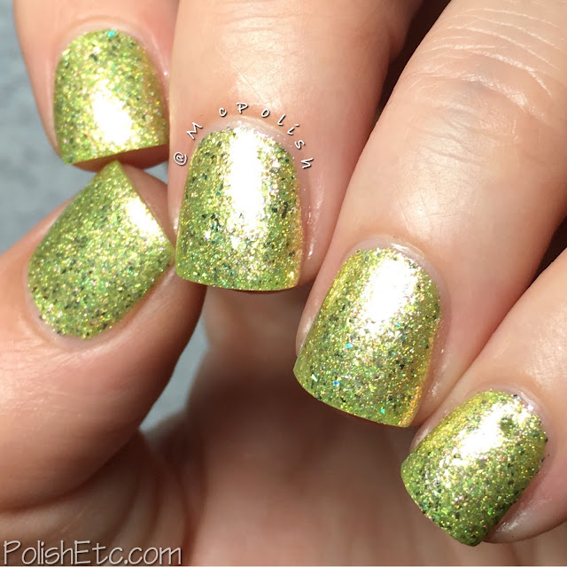 GlitterDaze - Escape to Paradise Collection - McPolish - I'm Not Melon-choly