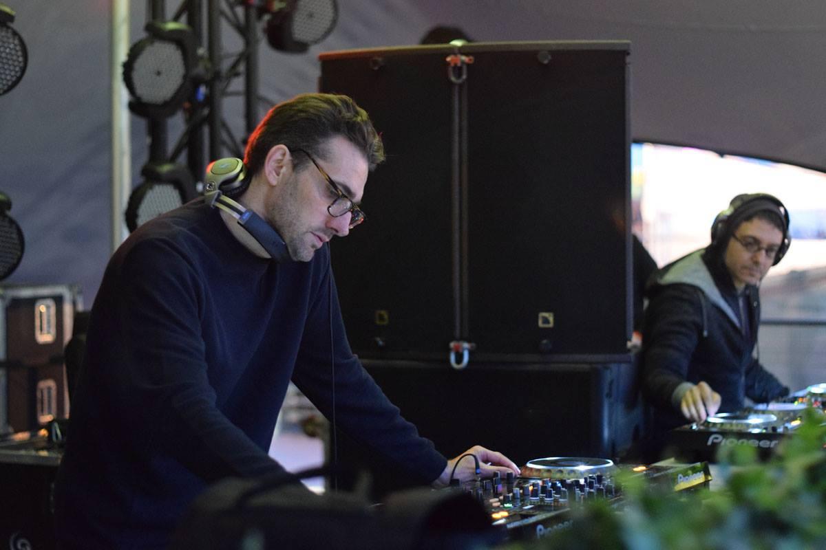 Weather 2016 DJ DEEP by Nicolas Bresson