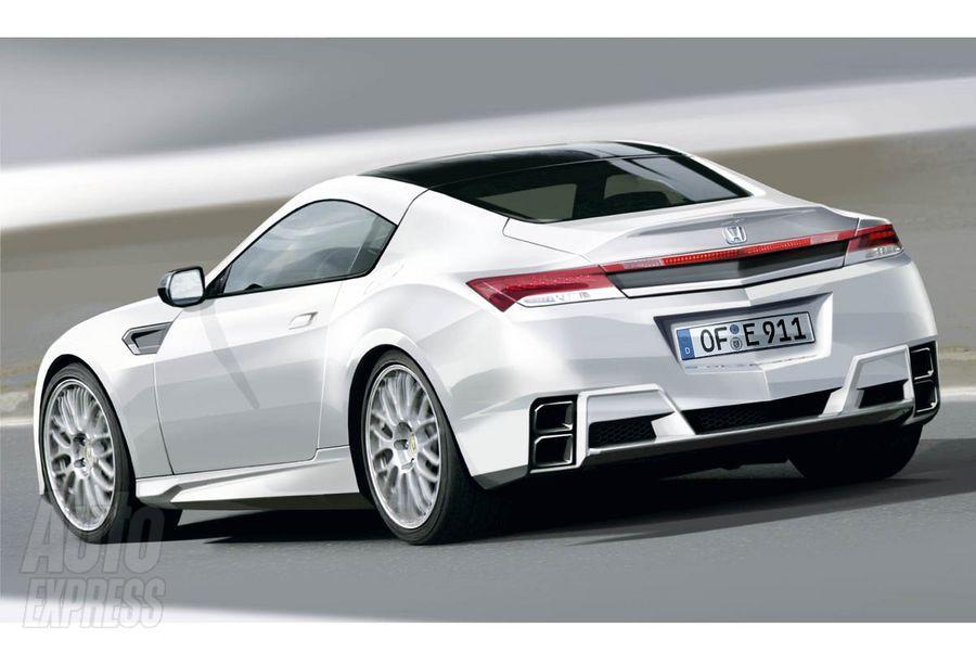 Έρχεται το Νέο Honda NSX 2011 ? (+ video, spy pics ...