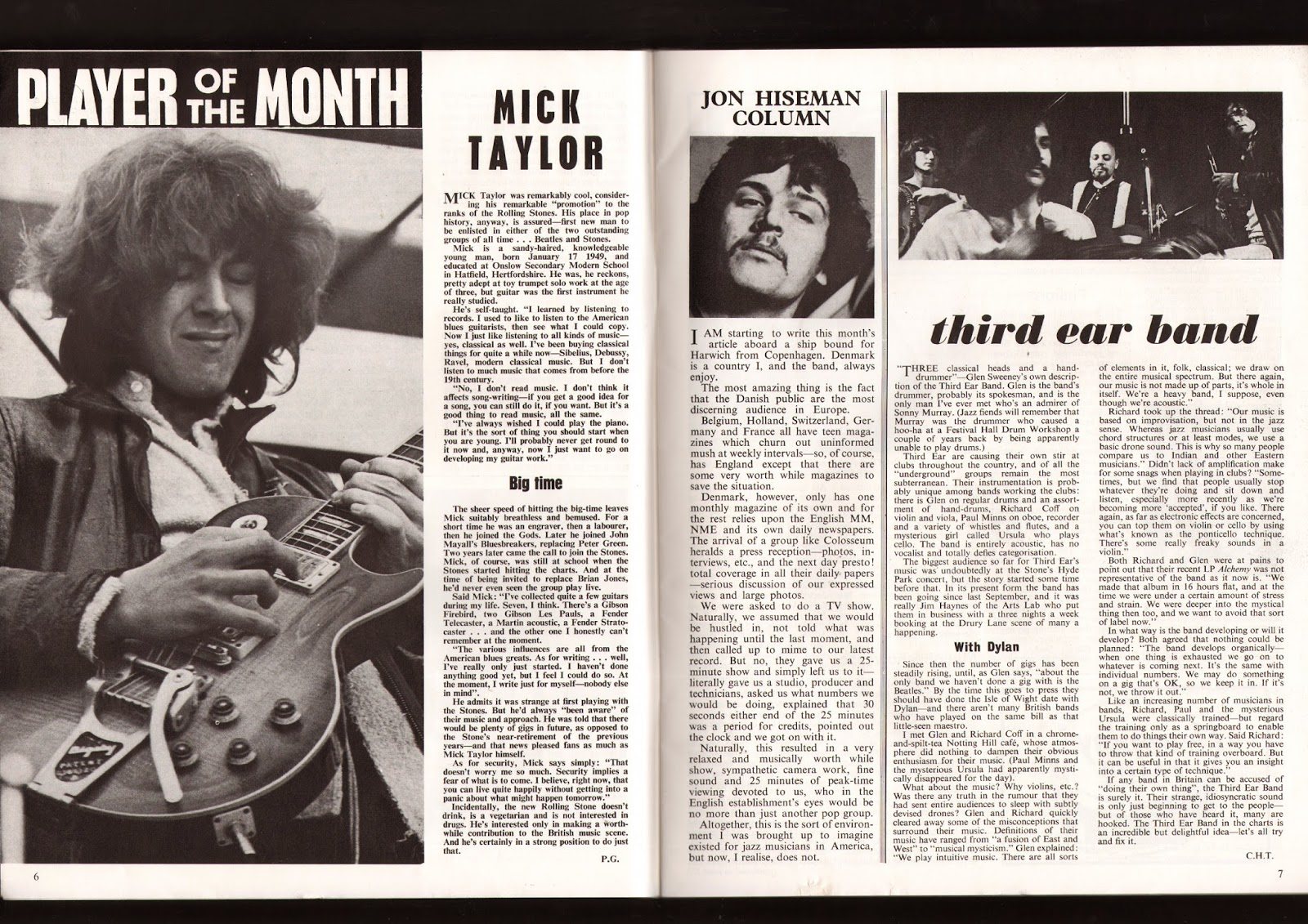 Ghettoraga glen sweeney talks about the teb music on zigzag 4 note in the same issue also an harvest ad for alchemy edgar brouthon bands wasa wasa based on a picture of stonehenge malvernweather Image collections